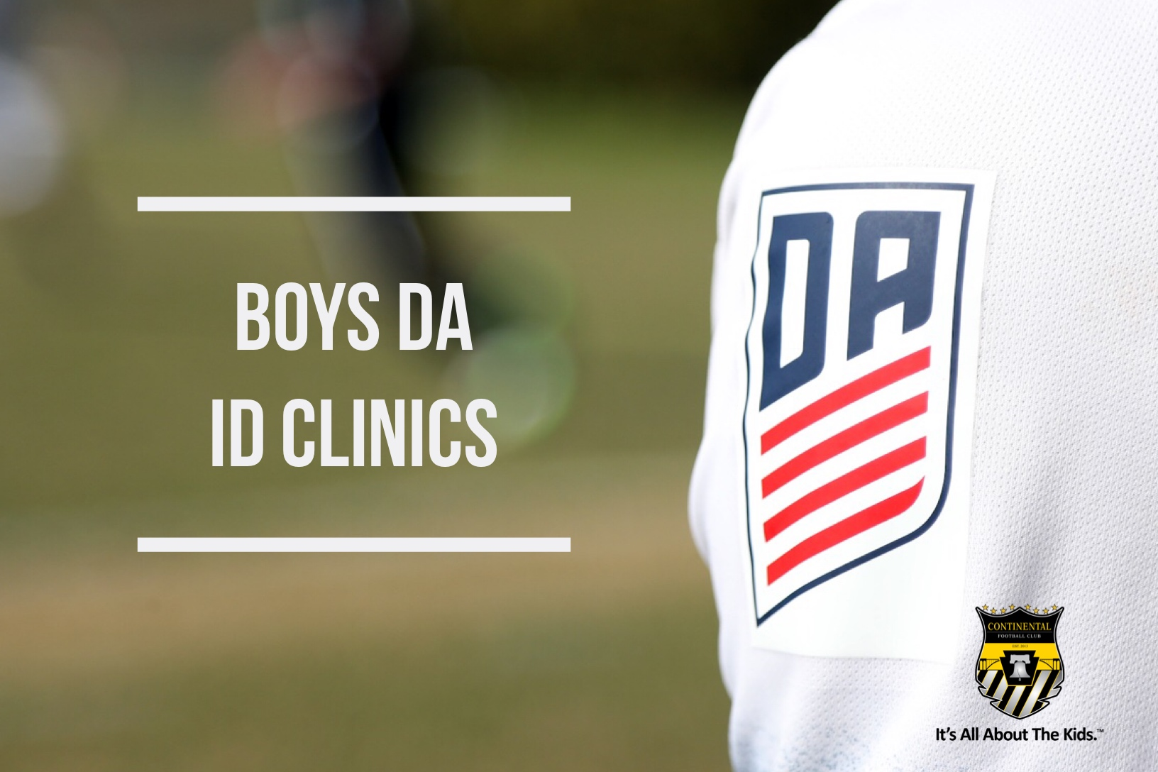 US Soccer Development Academy ID Clinics