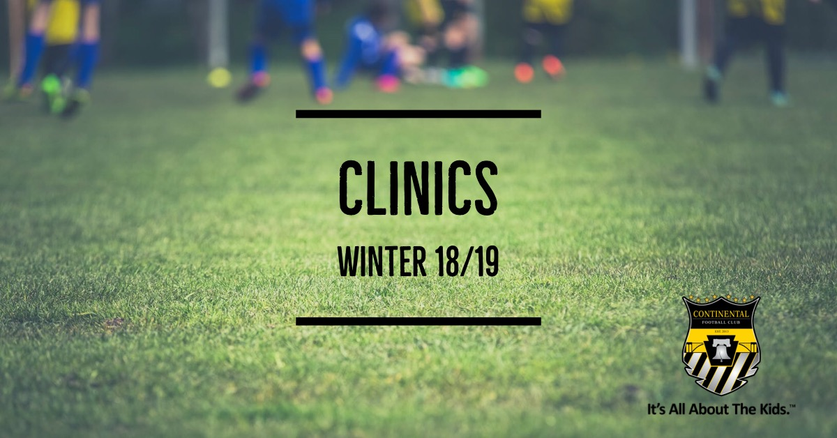 Continental FC Winter Clinic Series