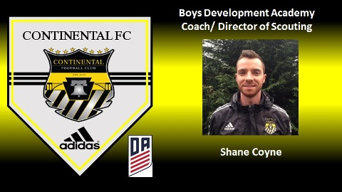 Shane Coyne Accepts Academy Staff-Scouting Position