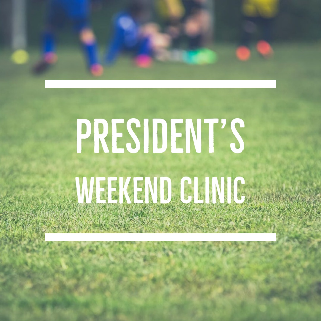 Presidents Weekend Clinic