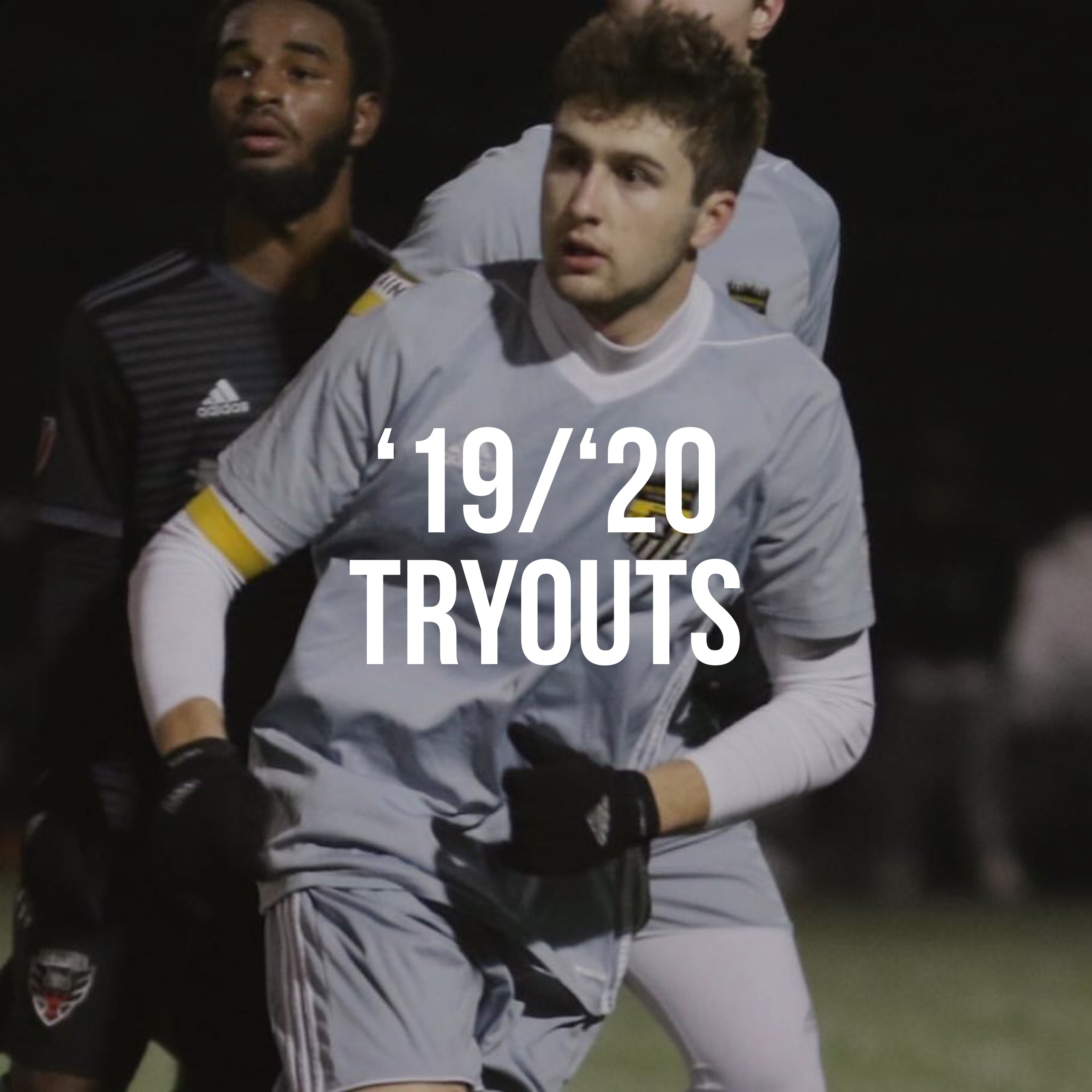 '19/'20 Tryouts